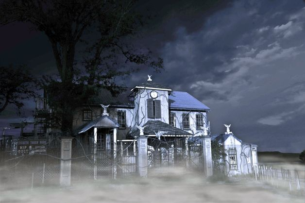 halloween attractions florida