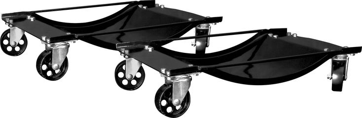 Performance Tool W54013 Wheel Dolly, 2-Piece