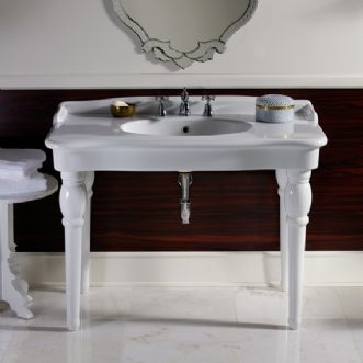 Sonnet Large Console Lavatory Alternate View Like This. Donu0027t Like  Porcelain Consoles Where