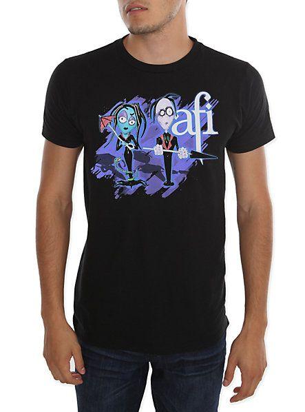 Afi dolls t shirt hot topic