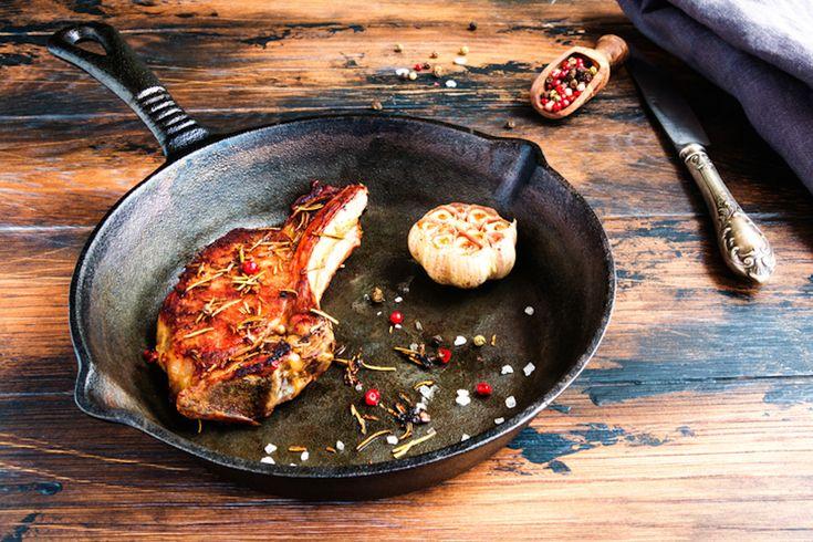 5 errori della bistecca in padella