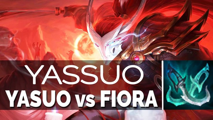 YASSUO Best Yasuo NA SoloQ - YASUO TOP VS FIORA 6.24 Season 7   LOL Pro ...