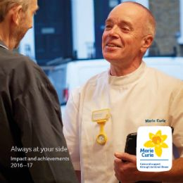 Donate to charity | Marie Curie