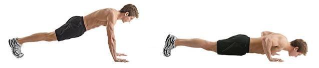 Pompki - ćwiczenia na klatkę http://workout-polska.pl/Article-51-Kalistenika-Trening-w-domu-Pocztkujcy