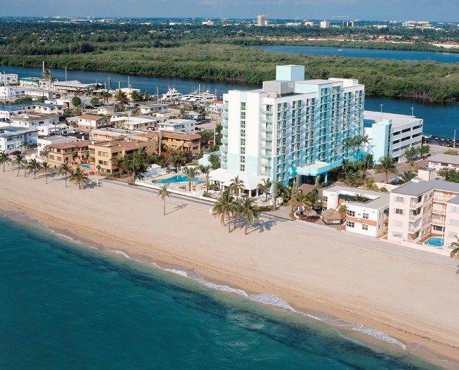 Great place to have a wedding & reception! Hollywood Beach Marriott, Hollywood Beach, Florida