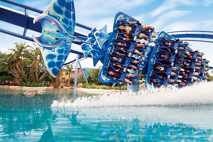 Orlando vacation package offers 3 days/2 nights at Westgate Lakes Resort plus 2 tickets to both SeaWorld Orlando and SeaWorld's sister waterpark, Aquatica.