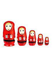 Sochi 2014 5PC Nesting Doll