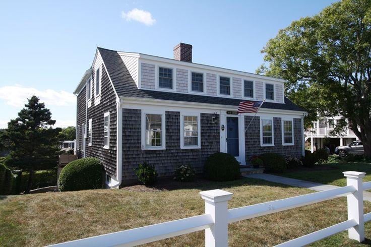19 best exterior paint ideas images on pinterest for Cape dormers