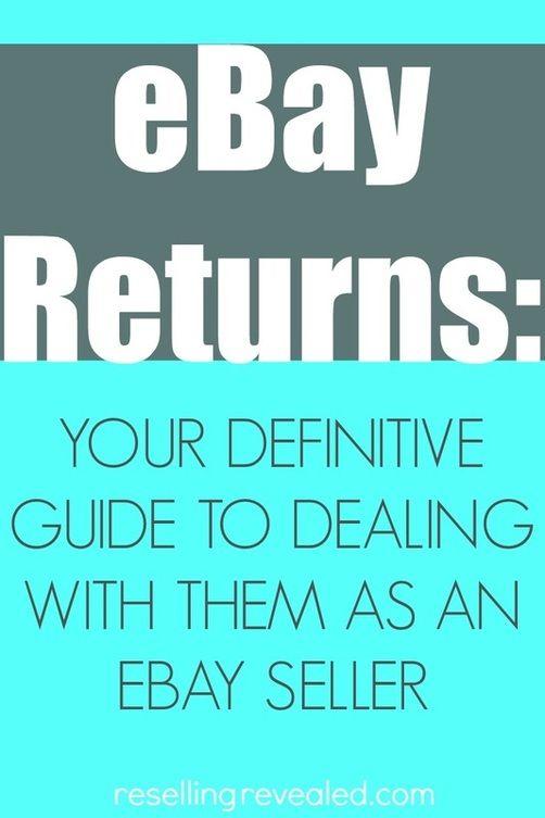how to avoid ebay return scams