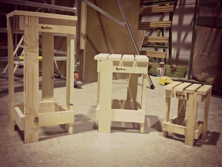 stool family //SLUMP!byPollodesign