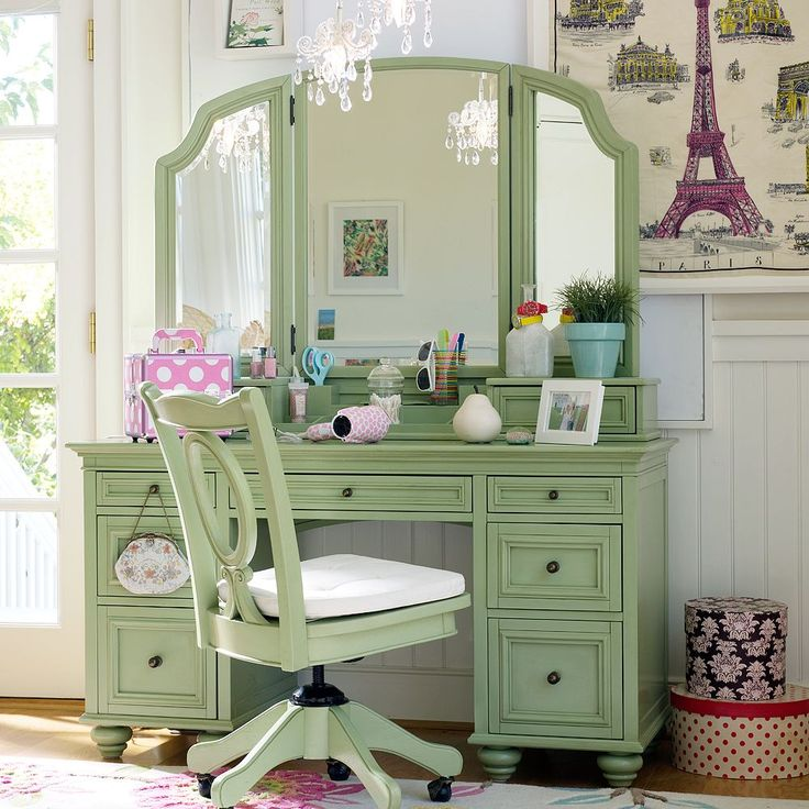 Makeup Tables for Your Interior | MessageNote