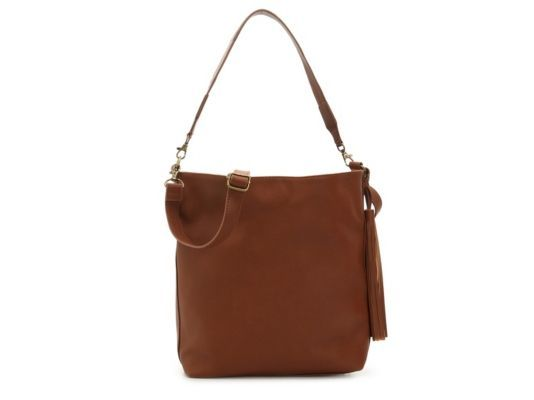 Women's Carlos by Carlos Santana Tour Shoulder Bag - Cognac
