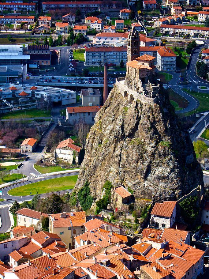 Saint-Michel d'Aiguilhe, France