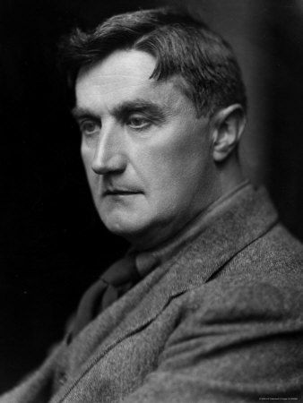 Ralph Vaughan Williams (1872–1958), was an English composer of symphonies, chamber music, opera, choral music, and film scores. His style expresses a deep regard for and fascination with folk tunes, the variations upon which can convey the listener from the down-to-earth to the ethereal. Simultaneously the music shows patriotism toward England in the subtlest form, engendered by a feeling for ancient landscapes and for a person's small yet not entirely insignificant place within them.
