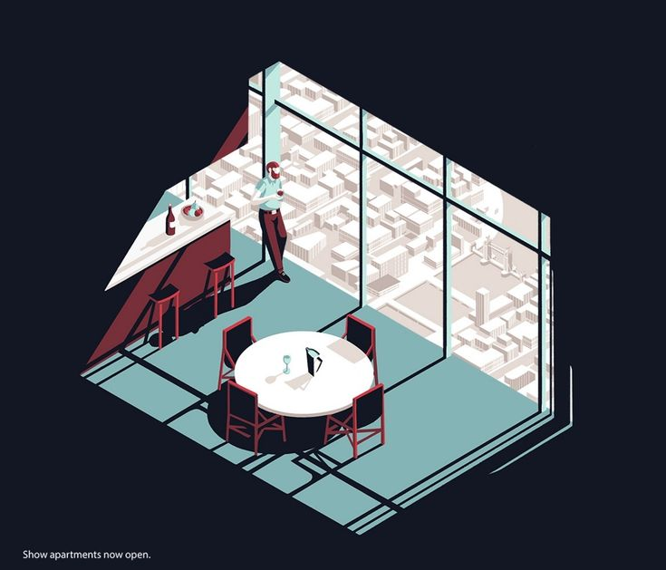 BrillanteWerbekampagne: Wie Tom Haugomat mit #Vektorillustrationen Tiefe und Atmosphäre zaubert Mit seinen perspektivisch raffinierten Werbeillustrationen für VW hat Tom Haugomat uns schon letztes Jahr begeistert. Jetzt hat es uns eine neue Kampagne des französischen Illustrators angetan. Es geht um eine Ikone der Londoner Hochhausarchitektur, den 1972 erbauten South Bank Tower. Das Gebäude wurde jüngst aufwändig...