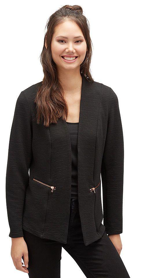 Tom Tailor Denim Sweatblazer »mit Taschen« Jetzt bestellen unter: https://mode.ladendirekt.de/damen/bekleidung/blazer/sweatblazer/?uid=abea40fc-0102-5683-9267-0c9936de60e5&utm_source=pinterest&utm_medium=pin&utm_campaign=boards #blazer #sweatblazer #bekleidung