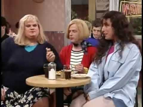 """LAY OFF ME I'M STARVING"" girls will understand... one of the best SNL short skits ever! @Megan Turner @Tiffany Young"