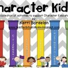 Meet the Character Kids, here to help your kiddos learn about the 6 Pillars of Character-Caring, Citizenship, Fairness, Respect, Trustworthiness, a...Kids Stuff, Bible Study Respect, Trustworthiness Activities, Characterization Cars, Month Awards, Trustworthy Activities, Character Kids, Social Study, Kiddos Learning