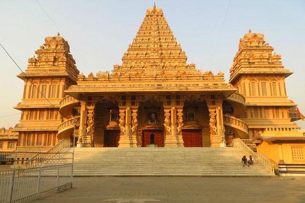 Top 10 Temples in Delhi   Devi Mata Ke Mandir   Devi