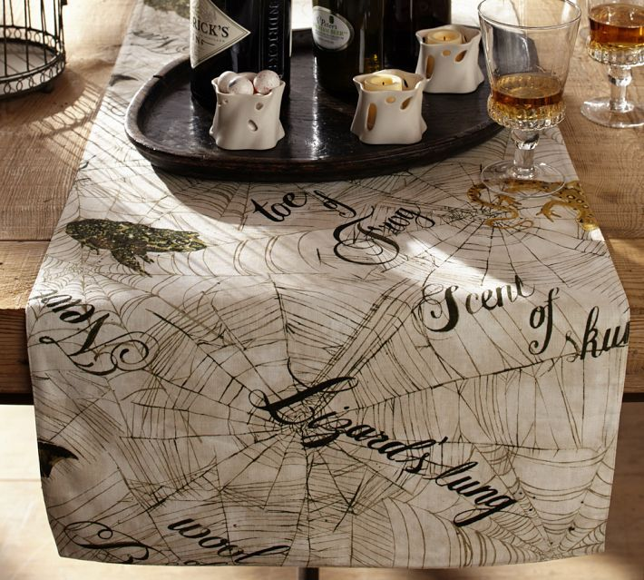 Witches Brew Table Runner