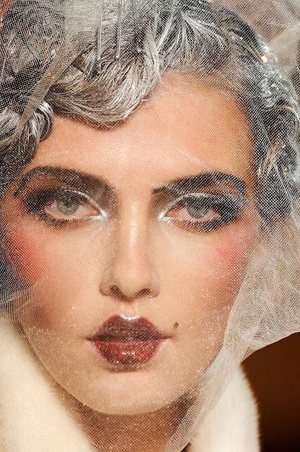 John Galliano makeup