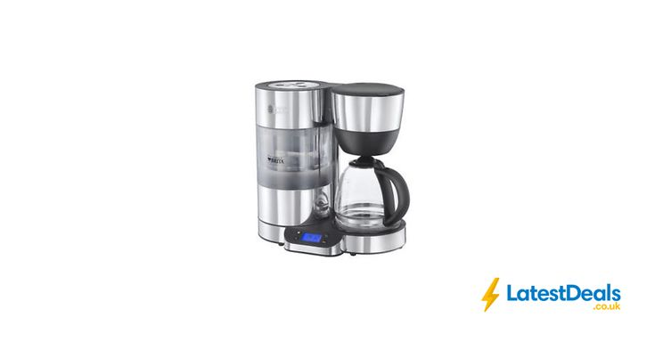 Russell Hobbs 20770 1.25L 950W Purity Brita Filter Coffee Machine *TODAY ONLY*, £29.50 at ebay