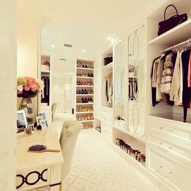 1100 Best Walk In Closets Images On Pinterest Walk In Wardrobe Design Bedrooms And Dressing Room