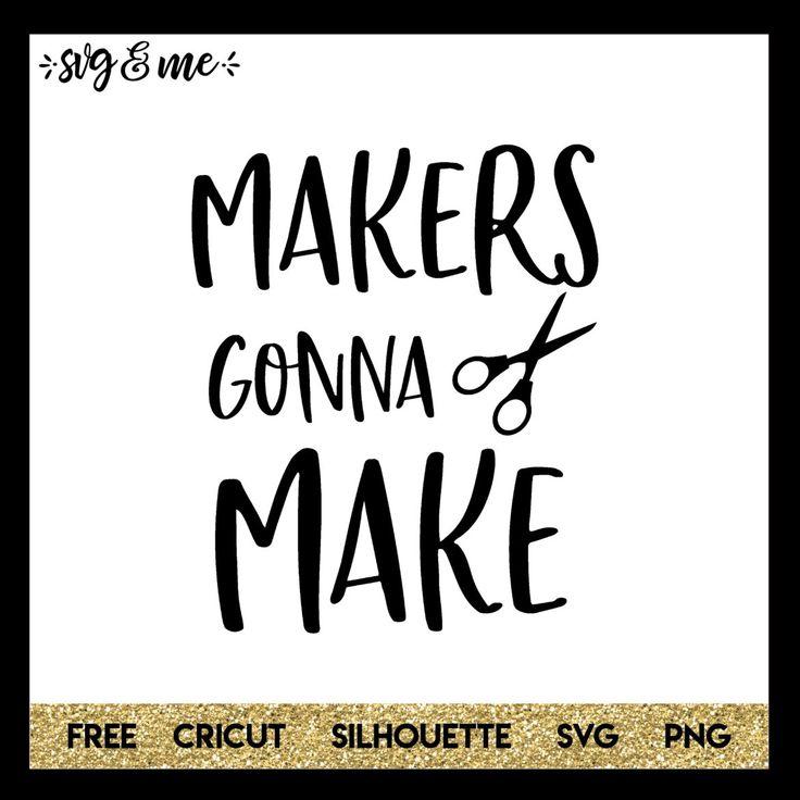 Download 144 best Free SVG & Me Cut Files images on Pinterest
