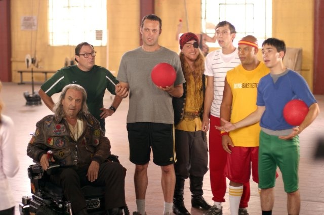 """#Dodgeball  """"If you can dodge a wrench, you can dodge a ball"""""""