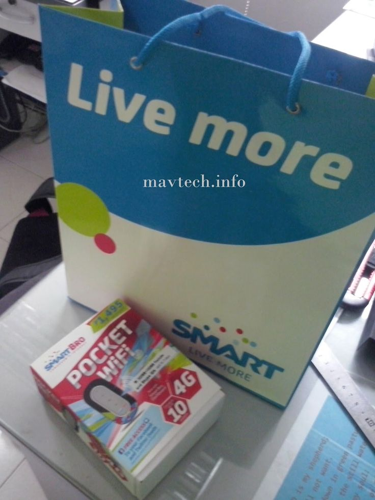 How to Change WiFi Name (SSID) and WiFi Password on Prepaid Smart Bro Pocket WiFi LTE (Philippines) | MavTech