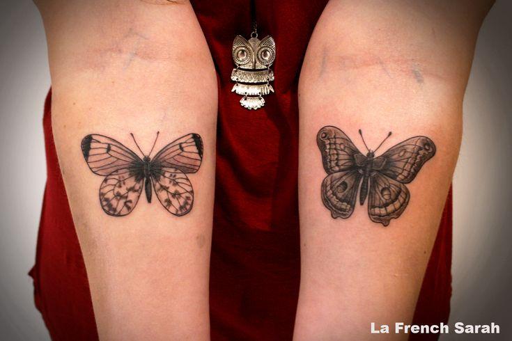Tatoueur Lyon – La French Sarah