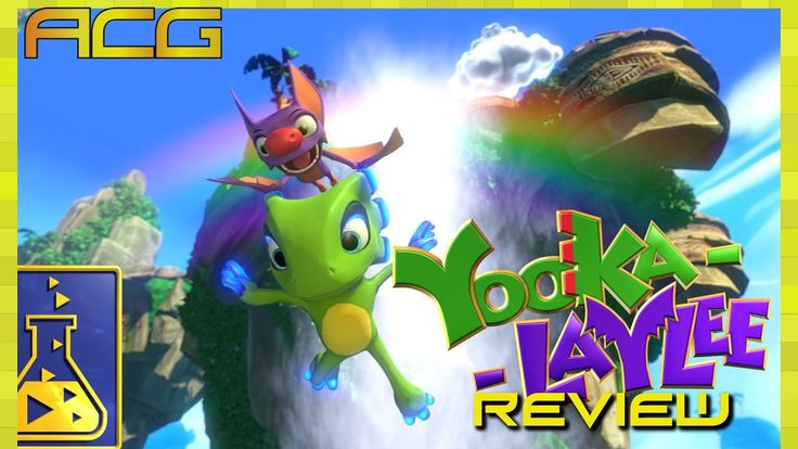 "[Yooka-Laylee] [Video] ACG - ""Buy Wait for Sale Rent Never Touch?"" #Playstation4 #PS4 #Sony #videogames #playstation #gamer #games #gaming"