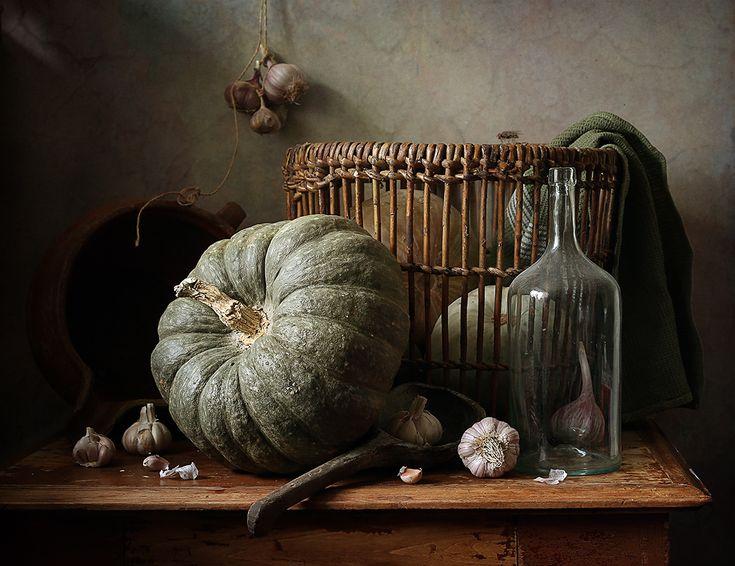 35PHOTO - Карачкова Татьяна - Вариации на тему стручковой фасоли