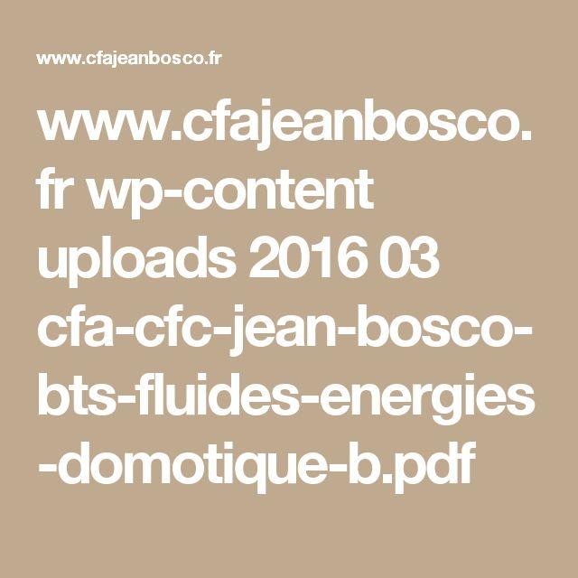 www.cfajeanbosco.fr wp-content uploads 2016 03 cfa-cfc-jean-bosco-bts-fluides-energies-domotique-b.pdf