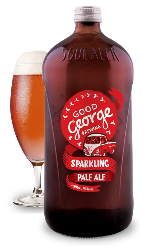 Good George Sparkling Pale Ale - New Zealand