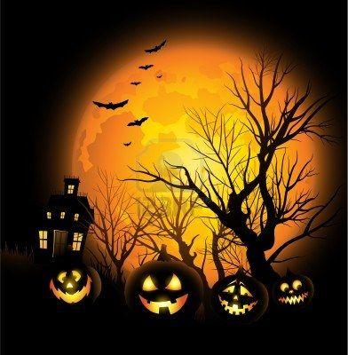 14812067-halloween-background-avec-la-pleine-lune-et-la-maison-hantee