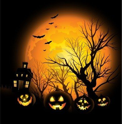 14812067-halloween-background-avec-la-pleine-lune-et-la-maison-hantee