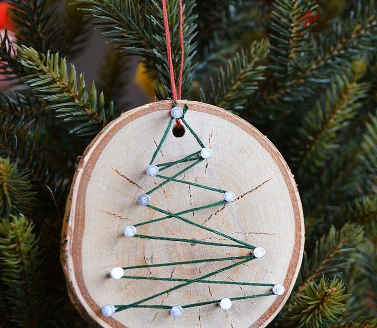 die besten 25 christbaumschmuck holz ideen auf pinterest weihnachten basteln ideen holz. Black Bedroom Furniture Sets. Home Design Ideas