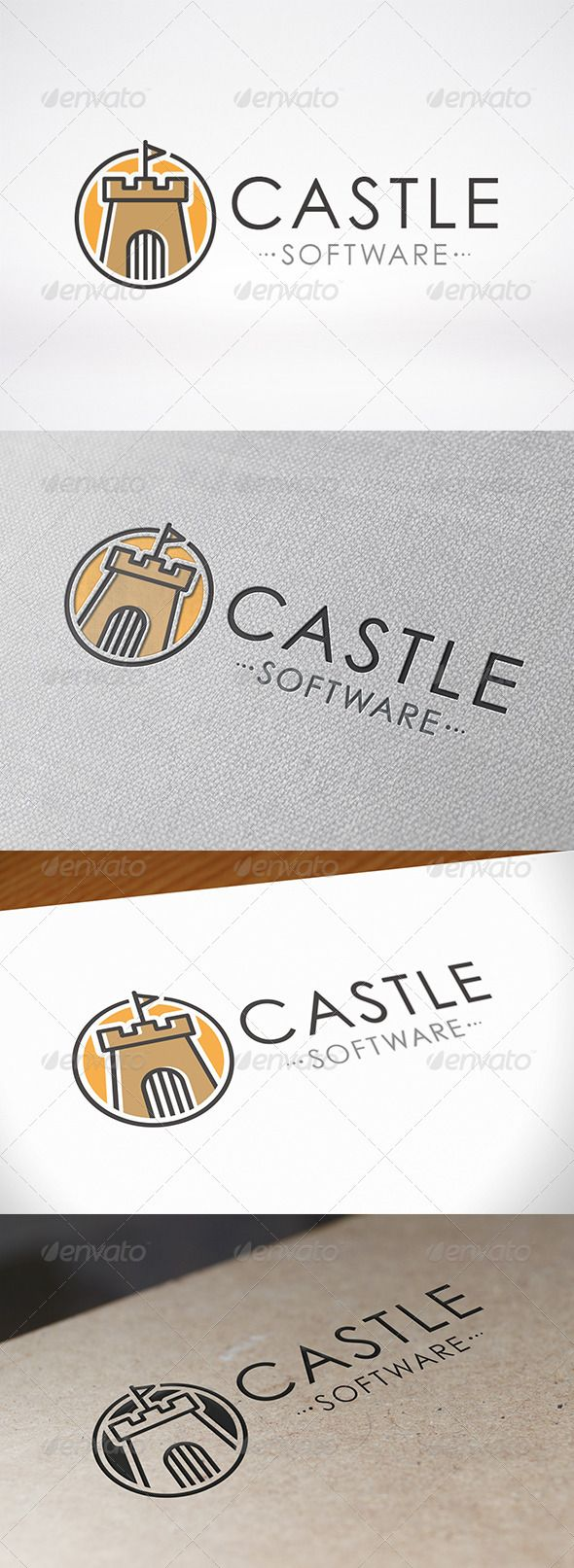 best 25+ castle logo ideas on pinterest | logos, logo design and