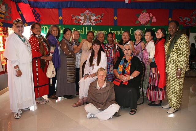 Grandmothers and Ambassadors in Dharamsala