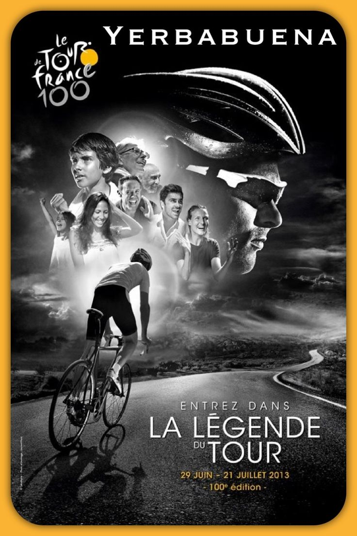 Tour de France 2013 #Yerbabuena