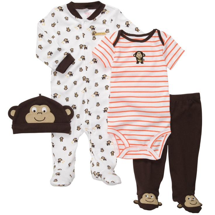 Find great deals on eBay for baby monkey clothes. Shop with confidence.