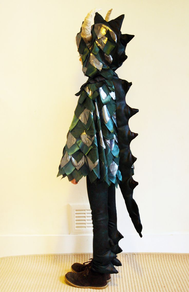 Dragon costume diy