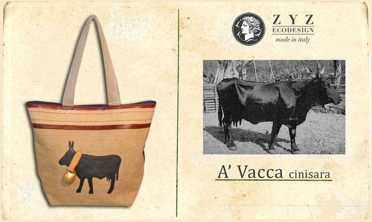 A vacca  Sicilian Rural Collection - Zyz Eco Design