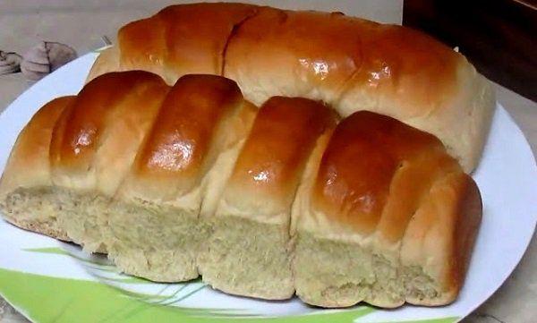 Pão doce super fofo   – receitas