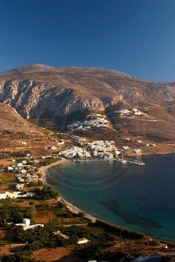 Amorgos island, Cyclades, Greece. - Selected by www.oiamansion.com