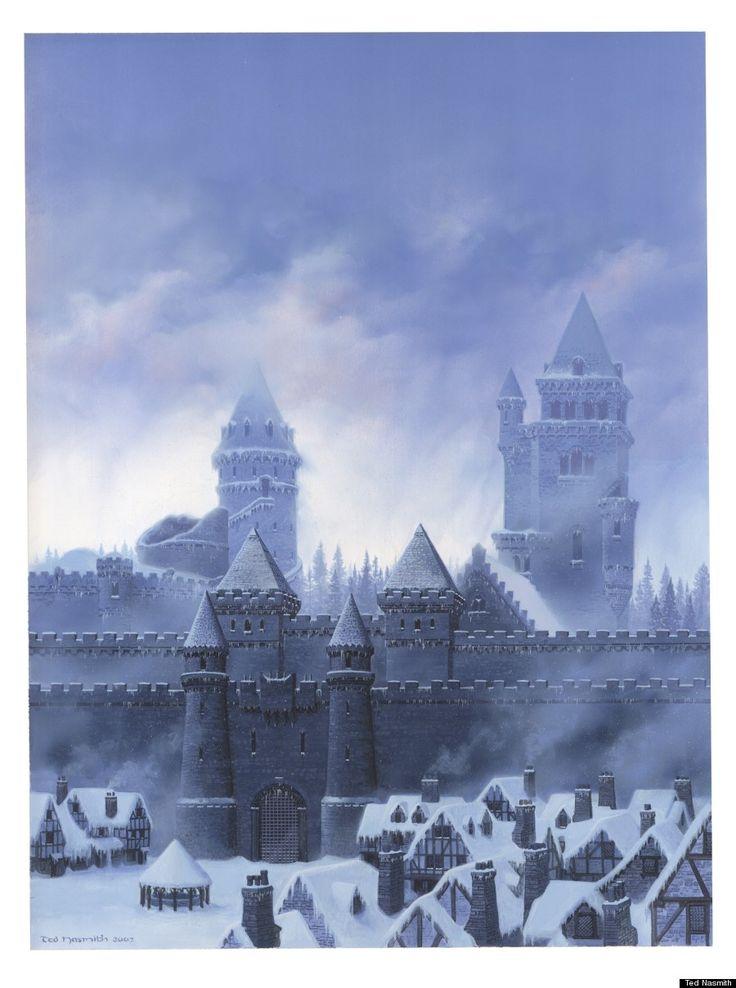 The World of Ice & Fire, aquela enciclopédia de As Crônicas de Gelo e Fogo, foi lançada recentemente nos EUA, contando a história do continente de Westeros e do mundo imaginado por George R.R. Martin. Um dos pontos mais importantes do livro são as artes conceituais dos locais descritos por ele na saga, já que …