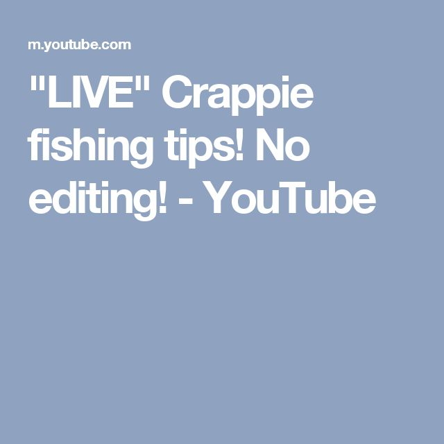 3540 best images about fishing hacks on pinterest for Crappie fishing secrets