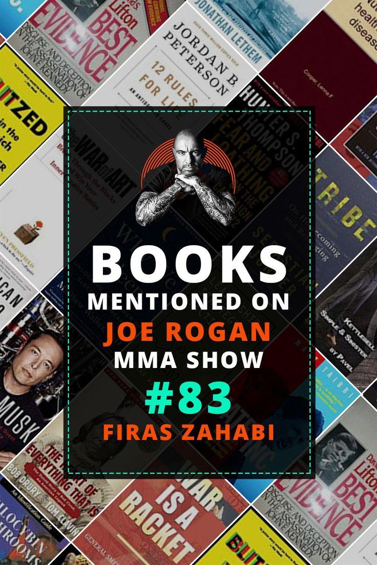 44++ Joe rogan books mentioned info