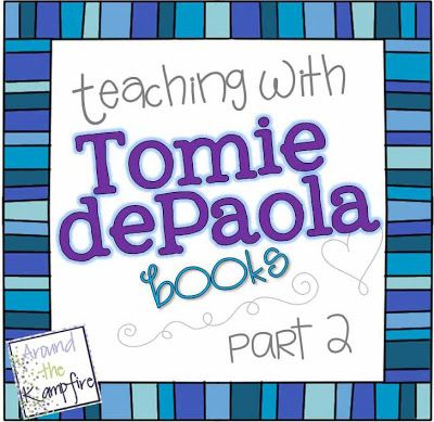 33 Best Author study - Tomie dePaola images | Reading ...